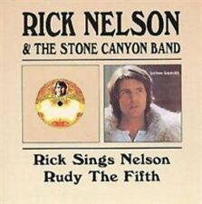 Rick Sings Nelson/Rudy the Fifth by Rick Nelson (CD, Jan-1999, Beat Goes On)