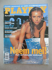 PLAYBOY  (NL)  5 -  2002   PLAYMATE LJUBA TOLKALINA