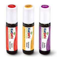 Plant Therapy KidSafe Wellness Synergy Roll-On Sampler Set