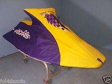 POLARIS SL SLH SLX Cover Purple & Yellow With Dealer Logo New OEM
