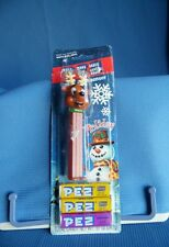 Pez Candy & Dispenser Holiday Reindeer Collectible Unopened In Package