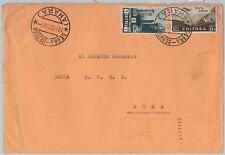 72017 - AOI ERITREA  - Storia Postale -  BUSTA  da DEBRA-BERHAN Amara 1937