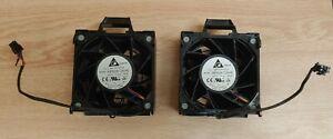 2x HP ML350E G8 92mm Fan 685043-001 677417-001