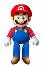 "Nintendo Super Mario Airwalker Balloon XL 36""x 60"" Birthday Party Decoration"