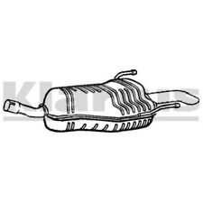 Vauxhall Astra H MK5 1.6, 1.8 2004-2013 Exhaust End Silencer Back Box GM598X