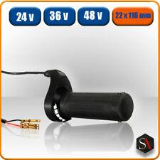Acceleratore accelleratore elettrico per bici elettrica monopattino 24 36 48 v *