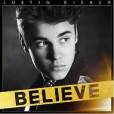 Justin Bieber - Believe (NEW CD)