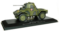 French AMD 35 Panhard 178 Armored Car ~  EagleMoss 1:43 Die-Cast Model  WWII