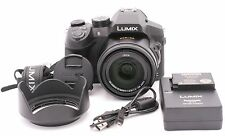 Panasonic Lumix DMC-FZ300 FZ300K 12.8 MP Digital Camera - Black
