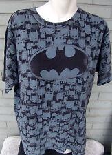 Batman Caped Crusader All Front Collage Print T-Shirt XL