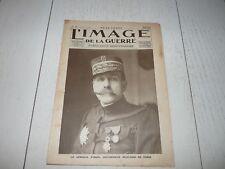 L'IMAGE DE GUERRE N°76 1916 14/18 DUBAIL VERDUN POILUS TRANCHEES BOCHES NIKITA