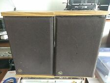 KLH  CB-6 VINTAGE BOOKSHELVES SPEAKERS