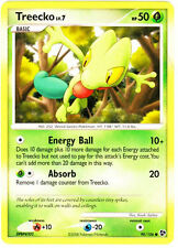 Treecko Common Pokemon Card DP4 Great Encounters 90/106