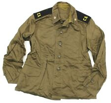 RUSSIAN SOVIET ARMY PARADE DRESS JACKET WITH BADGES SIZE 50-2