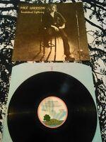 MIKE HARRISON - SMOKESTACK LIGHTNING LP EX (+) !!!! UK 1ST PRESS ISLAND SPOOKY