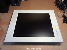 "ICP DM-170W-AL-R30 Display 17"" Inch LCD monitor VGA DVI input EXCL PSU"