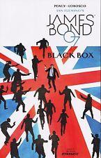 JAMES BOND 007 (2017) #2 - Black Box - New Bagged