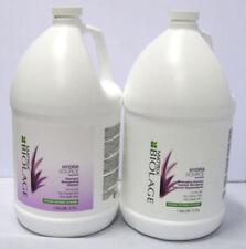 Matrix Biolage Hydrasource Shampoo & Detangler Gallon DUO