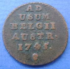 Oostenrijkse Nederlanden - 1 Liard 1745