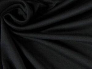 dunkelgrün Viscose Romanit Jersey 145cm