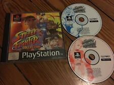 Street Fighter Collection Jeu Ps1 PlayStation