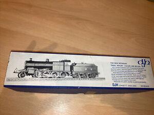 DJH S&DJR LMS BR Small Boiler 2-8-0 Brass & White metal loco kit OO gauge