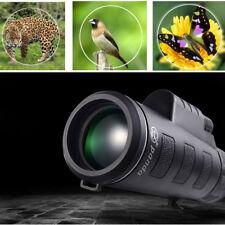 Super High Power 35X50 Portable HD OPTICS BAK4 Night Vision Monocular Telescopes