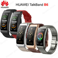 HUAWEI TalkBand B6 Bluetooth headset smart phone Sports wristband Touch Screen