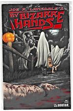 BY BIZARRE HANDS #1 Blood Red Foil Edition w/COA 2003 Avatar (NM+) 1 in 400