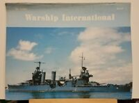 Pre-owned ~ Warship International No. 2, 1981 (On The Cover U.S.S. Minneapolis)