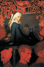 Fables from Vertigo Comics Issues 86-93. Written by Bill Willingham.