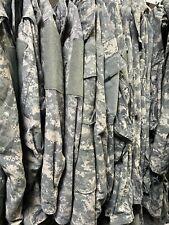 Lot 10 Army Acu Ucp Digital Camo Shirts Wholesale Resale Flea Market Diff Sizes