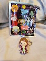 Disney Princess Rapunzel rubber keychain Hair King kids Girls Bag Belt