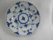 Royal Copenhagen Blue Fluted Full Lace 6in side plate bread & butter #1088 x 614
