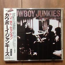Cowboy Junkies the Trinity Session CD Japan Obi R32P-1188 1989 Lou Reed 1st