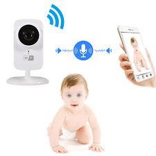 HD 720P Caméra de Sécurité Sans fil Wifi Moniteur Bébé IR Vidéo Surveillance EY