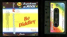 Bo Diddley La Grande Storia Del Rock Italian Cassette Tape