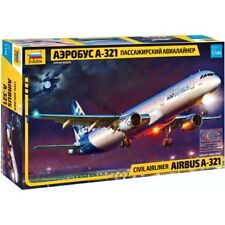 Zvezda 7017 A321 / A-321 (Airbus) /european civil airliner/ 1/144
