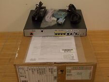 NEU CISCO 887V-K9 VDSL2 over POTS Router NEW OPEN BOX