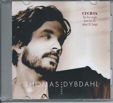 THOMAS DYBDAHL - Cecilia PROMO CD SINGLE 1TR Acetate HOLLAND PRINT 2011 RARE!!