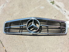 Mercedes 450sl - Chrome Grille with inserts - 1976