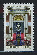 AUSTRIA 1976 MNH SC.1050 Vienna City Sinagogue