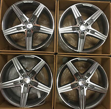 20 MERCEDES BENZ 4 NEW OEM 2017 S63 AMG WHEELS SL CL65 S65 S550 S CL550 CL63 CLS