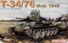 6092 Dragon Models 1/35 Soviet Tank T-34/76 Model 1940