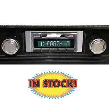 Custom Autosound 1968-76 Nova USA-630 AM/FM Radio with CD Controller NOV82-630