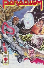 PARADIGM #1 GAUNTLET COMIC BOOK 1993
