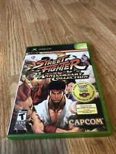 Street Fighter Anniversary Collection (Microsoft Xbox, 2005) BT2
