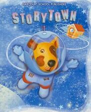 Reach For The Stars Level 1.3 (Story Town) ~ HARCOURT SCHOOL PUBLISHERS HC