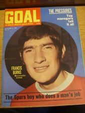 06/12/1969 GOAL SOCCER WEEKLY Magazine: N. 070-le pressioni-TOP Managers TE