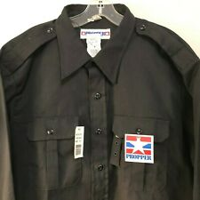 Propper™ Tactical Dress Shirt - Long Sleeve F5302 Black - Size XL - New with Tag